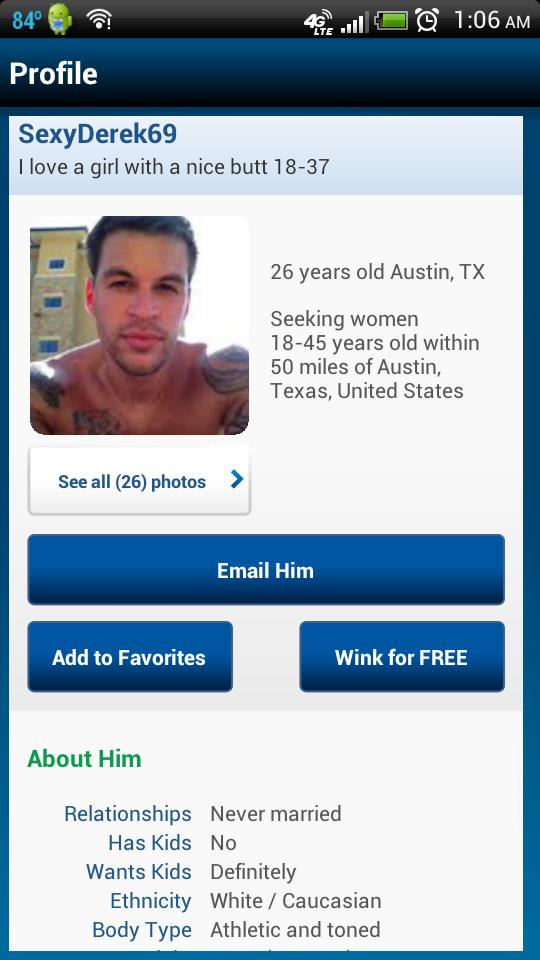 Dating profile username tips